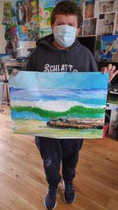 0 63 - Ennis Art School