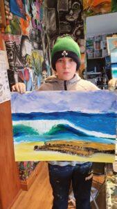 0 64 - Ennis Art School