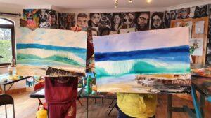 0 66 - Ennis Art School