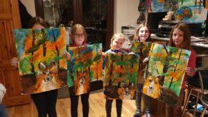 0 72 - Ennis Art School