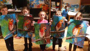 0 78 - Ennis Art School