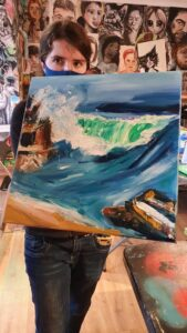 0 86 - Ennis Art School