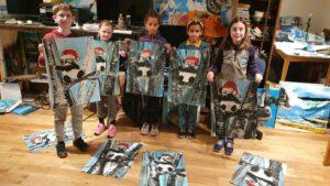 0 90 - Ennis Art School
