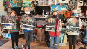 0 98 - Ennis Art School