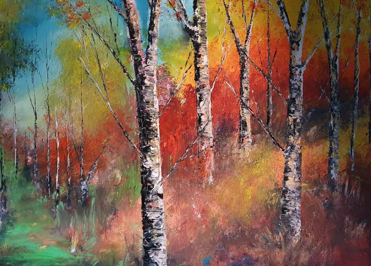 Ballybeg Forest - Ennis Art School