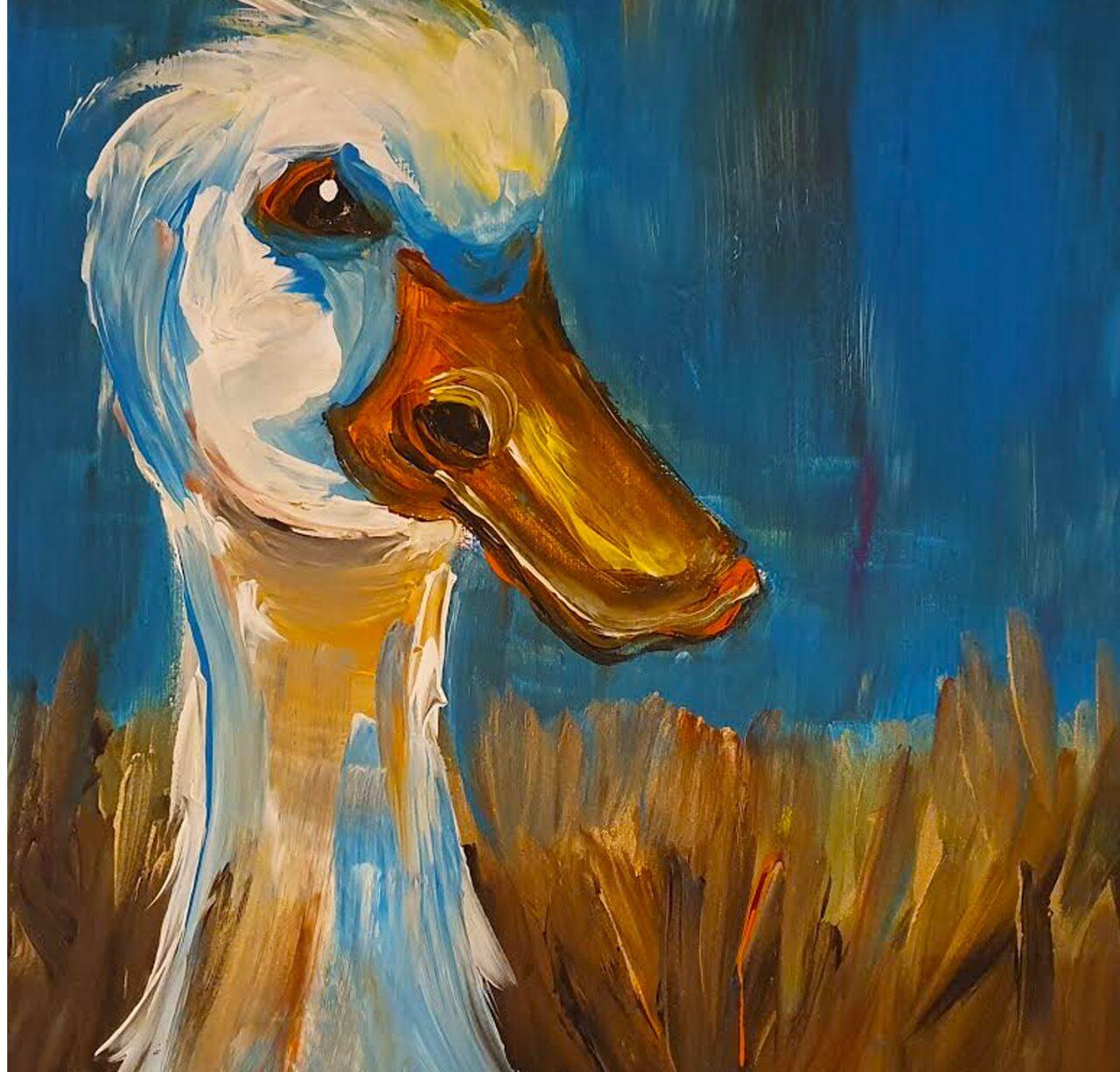 Ducky Lucky - Ennis Art School