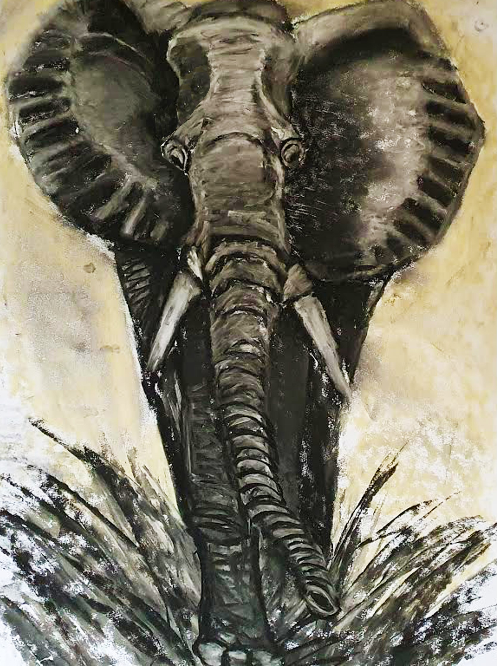 Tonal Elephant - Online Courses with Ennis Art School