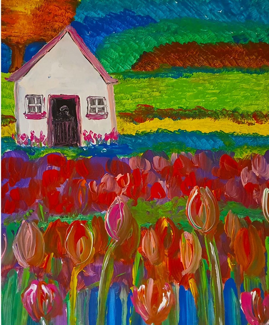 Tulip Cottage - Courses with Ennis Art School