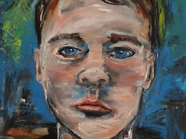 Kevin - Ennis Art School