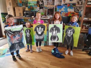 0 11 - Ennis Art School