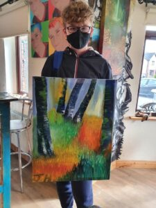 0 15 - Ennis Art School