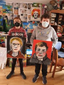 0 26 - Ennis Art School