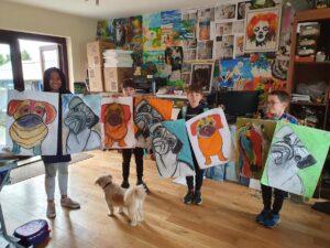 0 - Ennis Art School