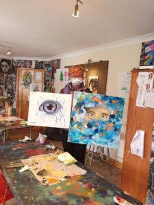 0 38 - Ennis Art School
