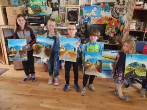 0 4 - Ennis Art School
