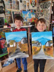 0 5 - Ennis Art School