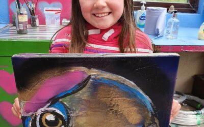 Summer Term Art lessons for Children and Teenagers – Ennis Art School