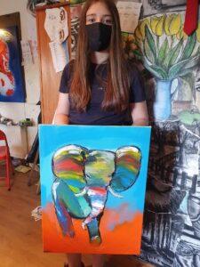 0 34 1 - Ennis Art School