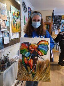 0 38 1 - Ennis Art School