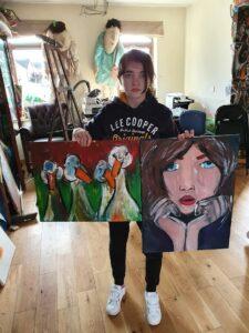 0 40 1 - Ennis Art School