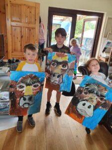0 40 - Ennis Art School