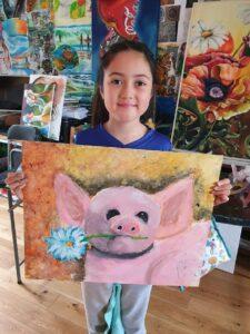 0 54 1 - Ennis Art School