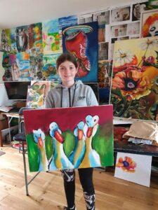 0 61 1 - Ennis Art School