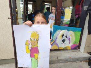 0 67 - Ennis Art School