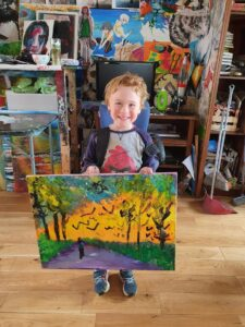 0 77 - Ennis Art School