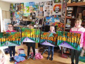 0 79 - Ennis Art School