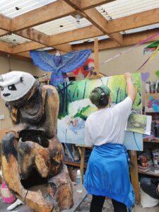 0 8 1 - Ennis Art School