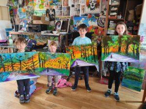 0 81 - Ennis Art School