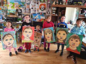 0 83 - Ennis Art School