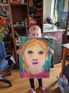 0 84 - Ennis Art School