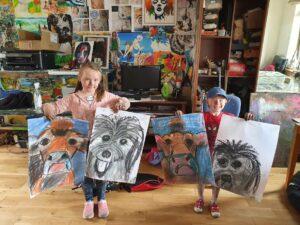 0 85 - Ennis Art School