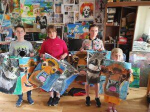 0 91 - Ennis Art School